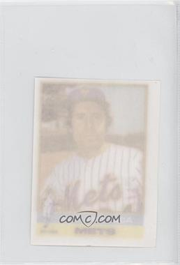 1976 Topps Cloth Sticker Prototypes #BOAP.1 - Bob Apodaca (Silk)