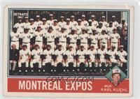 Montreal Expos Team [Poor]