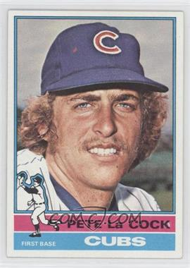 1976 Topps #101 - Pete LaCock
