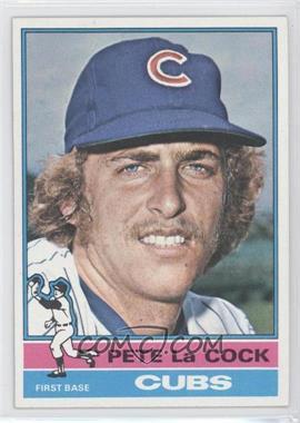 1976 Topps #101 - Pete LaCock
