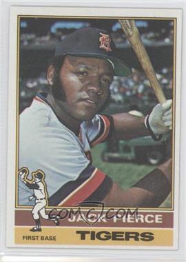 1976 Topps #162 - Jack Pierce