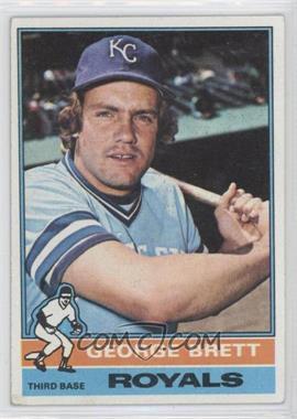 1976 Topps #19 - George Brett