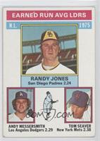 Randy Jones, Tom Seaver, Tom Seats [GoodtoVG‑EX]
