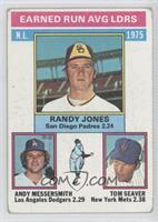 Randy Jones, Tom Seaver [GoodtoVG‑EX]