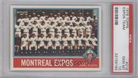 Montreal Expos Team [PSA10]