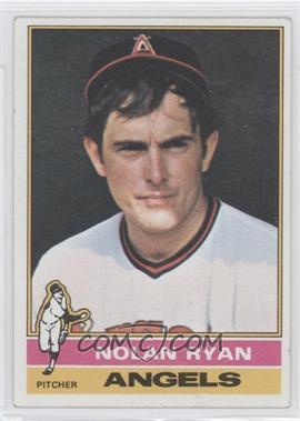 1976 Topps #330 - Nolan Ryan
