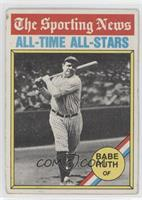 Babe Ruth [Poor to Fair]