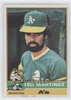Ted Martinez