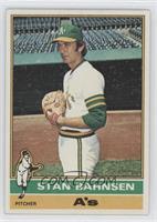 Stan Bahnsen