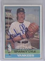 Sparky Lyle [JSACertifiedAuto]