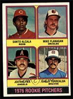 Mike Flanagan, Pablo Torrealba, Santo Alcala, Joe Pactwa [EXMT]