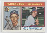 Roy Smalley, Roy Smalley Jr.