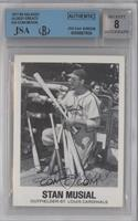 Stan Musial [BVG/JSA Certified Auto]