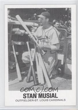 1977-84 TCMA Renata Galasso #16 - Stan Musial