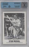 Stan Musial [BGS/JSA Certified Auto]