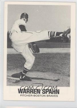 1977-84 TCMA Renata Galasso #38 - Warren Spahn