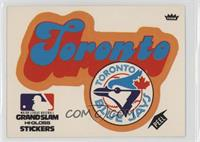 Toronto Blue Jays Team (team logo)