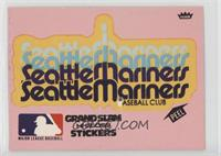 Seattle Mariners (Team Logo)