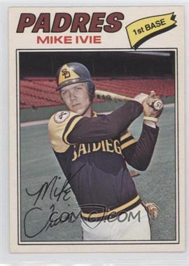 1977 O-Pee-Chee - [Base] #241 - Mike Ivie