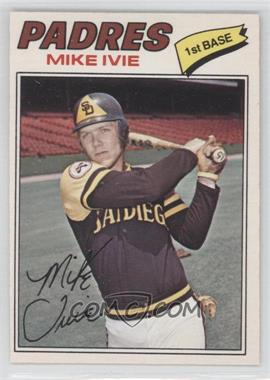 1977 O-Pee-Chee #241 - Mike Ivie