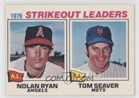 Nolan Ryan, Tom Seaver