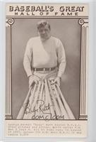Babe Ruth With Bats