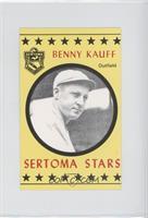 Benny Kauff