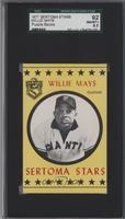 Willie Mays [SGC 92]