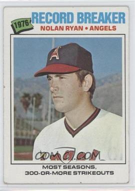 1977 Topps - [Base] #234 - Nolan Ryan