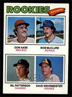 Don Aase, Gil Patterson, Dave Wehrmeister [NM]