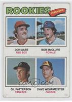 Don Aase, Gil Patterson, Dave Wehrmeister [GoodtoVG‑EX]