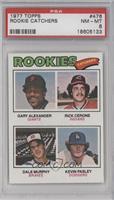 Rookies (Gary Alexander, Rick Cerone, Dale Murphy, Kevin Pasley) [PSA8]