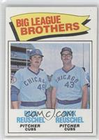 Big League Brothers - Paul Reuschel, Rick Reuschel