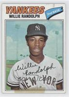Willie Randolph [Poor to Fair]