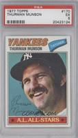 Thurman Munson [PSA 5]