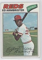 Ed Armbrister [Good to VG‑EX]