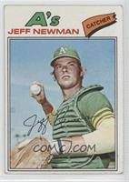 Jeff Newman [Poor to Fair]