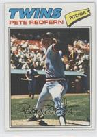 Pete Redfern