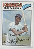 Mickey Rivers [Good to VG‑EX]