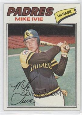 1977 Topps #325 - Mike Ivie