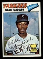 Willie Randolph [NM]