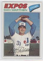 Dan Warthen