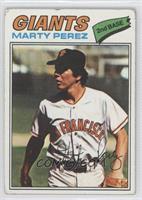 Marty Perez [GoodtoVG‑EX]