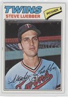 Steve Luebber