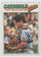 Ted Simmons [Good to VG‑EX]