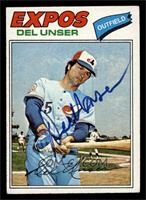 Del Unser [Altered]