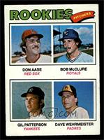 Don Aase, Gil Patterson, Dave Wehrmeister [EX]