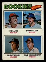 Don Aase, Gil Patterson, Dave Wehrmeister [VG]