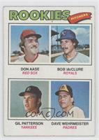 Don Aase, Gil Patterson, Dave Wehrmeister [Good to VG‑EX]