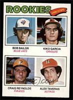 Kiko Garcia, Craig Reynolds, Alex Taveras [NM]